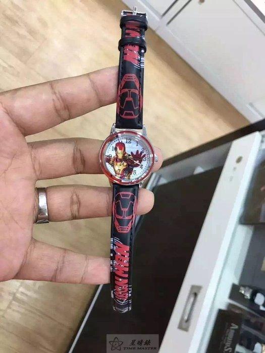 原裝正貨,迪士尼系列兒童手錶,鐵甲奇俠IRON MAN一年原廠保修,特精選優惠,超級無敵特價