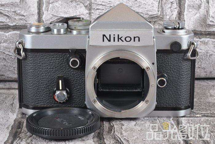 【品光數位】Nikon F2 + DE-1 尖頂測光頭 單機身 135底片 底片機 #79569