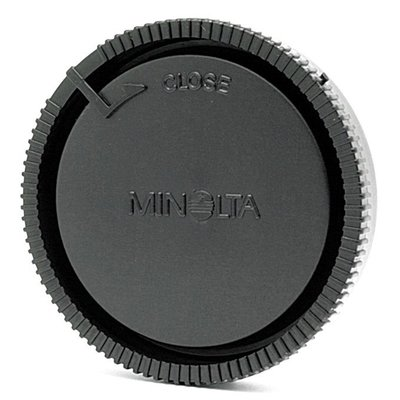 又敗家@Minolta鏡頭後蓋副廠鏡頭後蓋LR-1000鏡頭後蓋鏡後蓋Minolta鏡頭背蓋鏡頭尾蓋美樂達鏡頭後蓋鏡背蓋