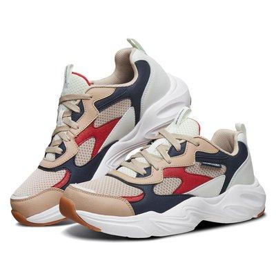保證正品~Skechers 51936 PTMT D'LITES系列時尚綁帶運動鞋老爹鞋AIR-COOLED記憶鞋墊