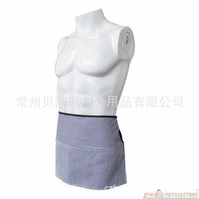 【戶外優品】aist erver pron 戶外條紋帆布圍裙 防臟防污圍裙 17