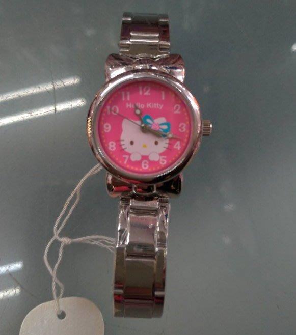 【 幸福媽咪 】網路購物、門市服務 HELLO KITTY 公司貨 蝴蝶錶殼 石英錶_ LK688L