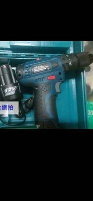 *工具醫院* BOSS 鋰電震動電鑽/起子機  SG12A 12V 單主機+1電池