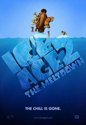 冰原歷險記2-Ice Age 2: The Meltdown (2006)原版電影海報