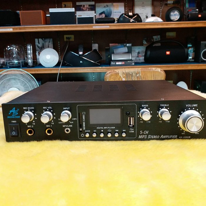 視聽影訊 公司貨 美國廠牌 藍牙放大器AK-200UB 另 C2DA AUDIO C2