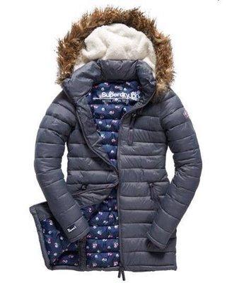 極度乾燥 Superdry Happy Fuji Demi Jacket Slick連帽外套~特價$4680含運(L號)