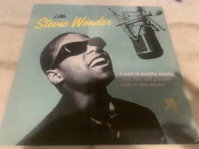 (全新未拆封)Stevie Wonder 史提夫.汪達 -  I Call It Pretty Music 黑膠LP
