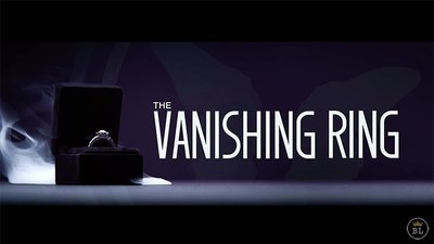 Vanishing Ring (Gimmick and Online Instructions) by SansMind