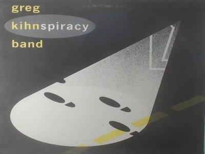 """4-26-10搖滾-葛雷格京樂團:Kihnspiracy(收錄美熱門單曲百大#2;舞曲榜冠軍曲""""Jeopardy"""")"""