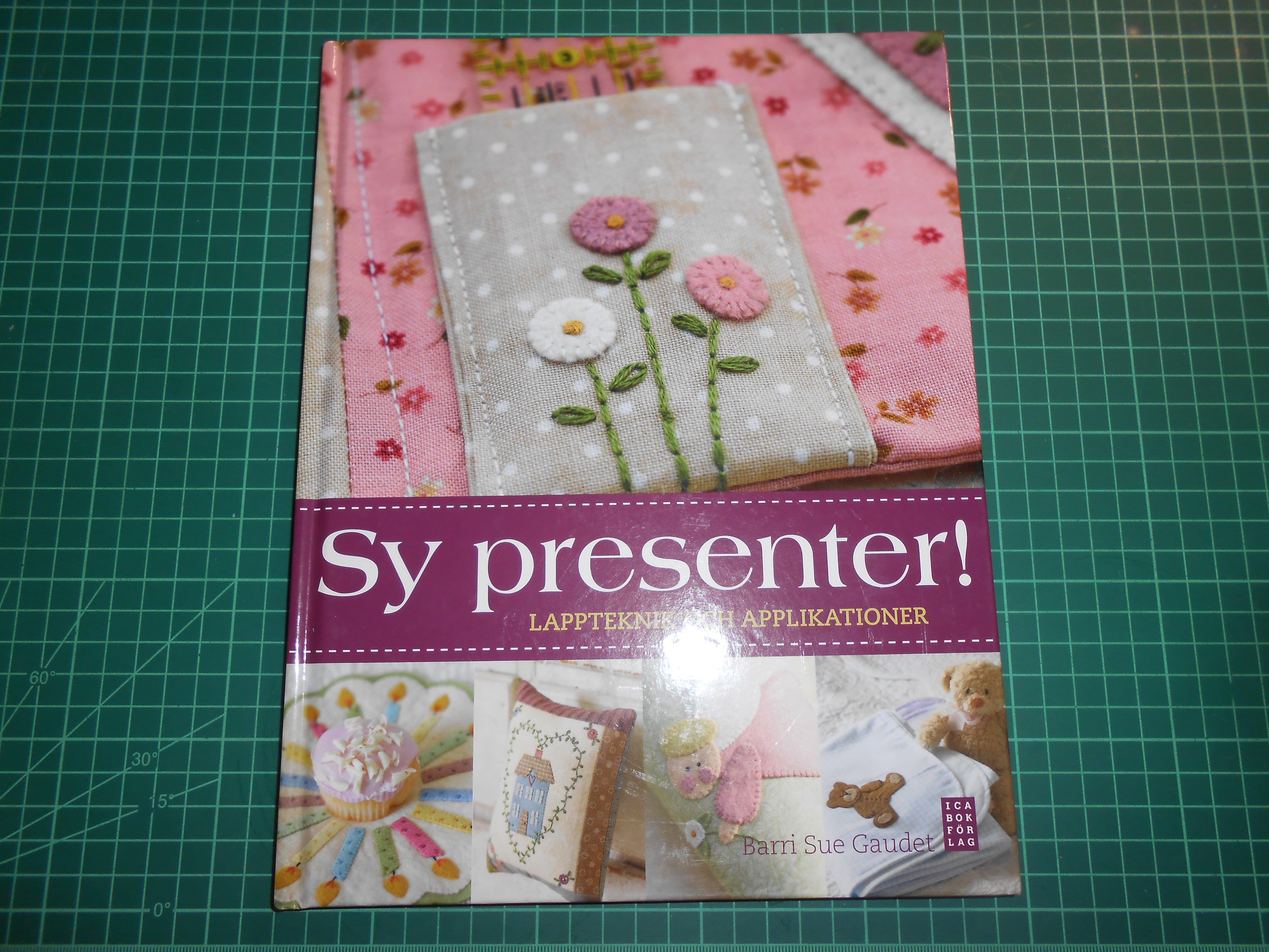 《她禮物!補丁技術和應用~~Sy Presenter!  》 巴里·蘇·高迪  幾乎全新 【CS超聖文化2讚】