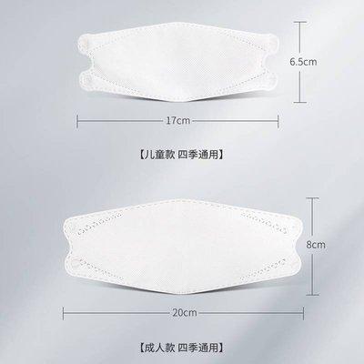 【韓版kf94】韓版口罩3b立體口罩女性明星款立體n94口罩kf94韓國n94k94一次性
