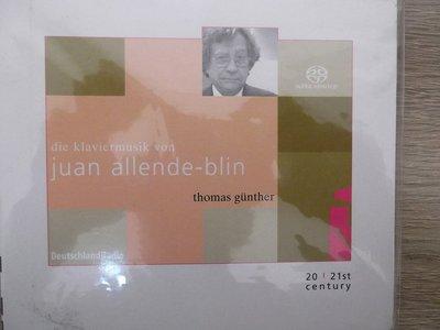 近新  鋼琴曲 juan allende-blin