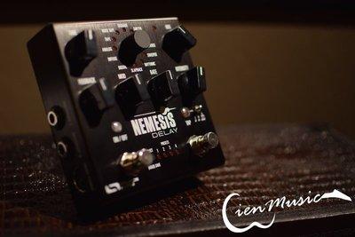 『立恩樂器』免運優惠 凡購買效果器送短導 Source Audio Nemesis Delay 延遲 單顆 效果器