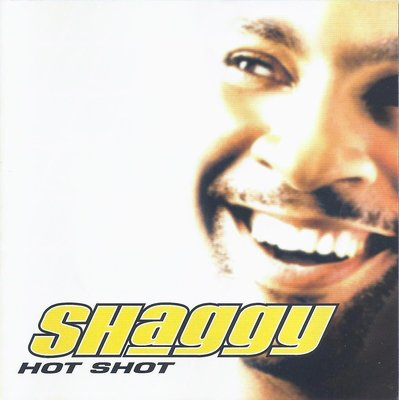 原版進口二手CD ~ Shaggy﹝Hot Shot﹞