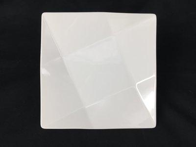 【牛魔王餐具】大同磁器(P54H03)10.5英吋方井盤-大(27cm)-量大或來電(店)保証最便宜