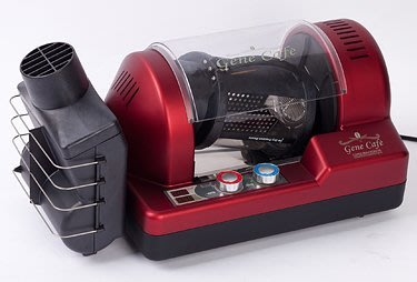 Gene Cafe 3D熱風式烘豆機*紅色版*實機來店看*最新一代*喜朵飲品專業批發~