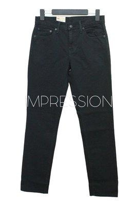 【IMPRESSION】 Levis 511 4406 5114406 Skinny Jeans 窄版 合身 黑色 牛仔