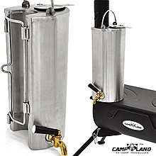 【CAMP-LAND】RV-ST980-SWH STOVE WATER HEATER 柴爐專用不鏽鋼煮水壺 304