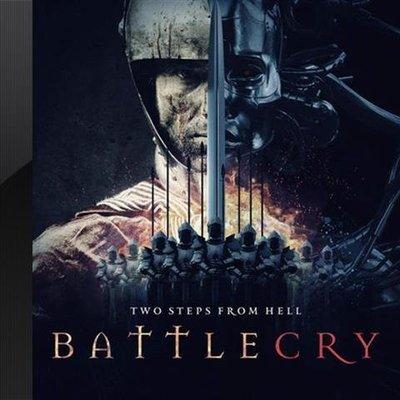 氣勢磅礴音樂/戰嗥 BattleCry 地獄咫尺Two Steps from Hell CD碟@ba57160