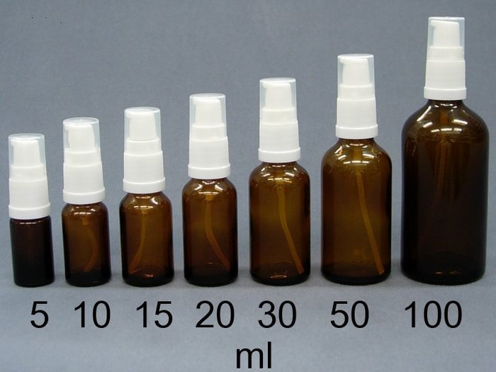 DP社~低價批發『瓶瓶罐罐』茶玻璃精油壓瓶精油化妝水瓶精華液瓶化工瓶子【B2】