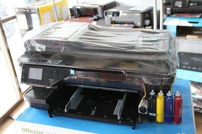 速度慢缺貨HP 7612 A3 傳真 無線 有線 雙面【含防水 連續供墨】L1455 J3720 J3520 維修 噴頭