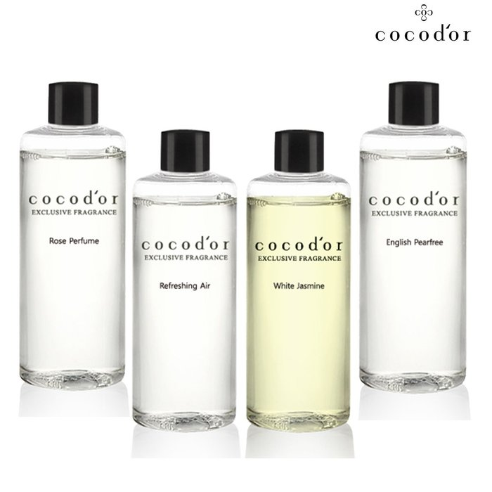 Cocodor 經典精油擴香瓶補充液 200ml 多種香味 韓國【SP嚴選家】