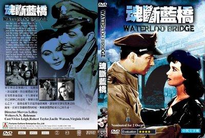 [影音雜貨店] 奧斯卡經典DVD - Waterloo Bridge 魂斷藍橋 - 全新正版
