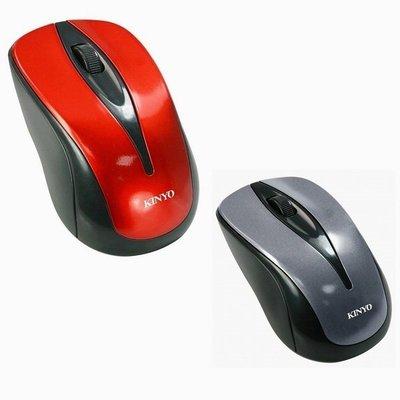 KINYO LKM-505 藍光USB靜音有線滑鼠 新北市