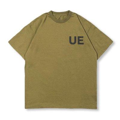 20SS Uniform Experiment PHYSICAL FITNESS TEE 全新正品公司貨含運 現貨 UE 可刷卡分期 下標請詢問