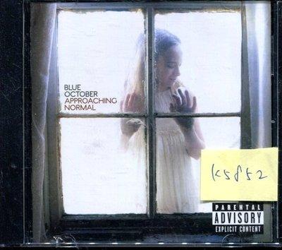*真音樂* BLUE OCTOBER / APPROACHING 二手 K5852 (封面底破) (清倉.下標賣1)