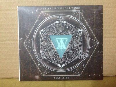 ~拉奇音樂~艾瑋倫 & The Angel Without Wings 同名專輯SELF TITLE 二手保存良好。團。