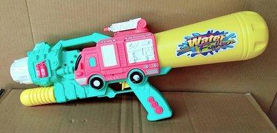 =海神坊=5681 消防車水槍 20吋 515mm 氣壓式水槍 加壓式水槍 沙灘 海邊 1.2L 特價出清