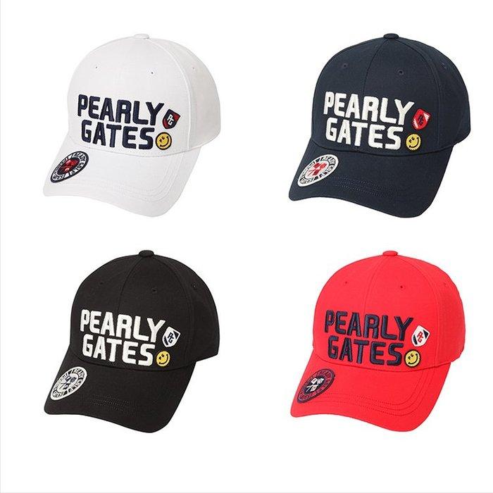 5C精選@高爾夫球帽男女高爾夫有頂帽運動旅行帽純棉3D刺繡