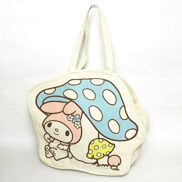 帆布 造型 手提包 KITTY 美樂蒂 雙子星 超大尺寸 購物袋 外出包 小日尼三 團購 批發 有優惠 現貨免運費