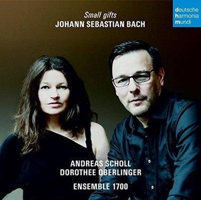 巴哈─音樂獻禮 Bach - Small Gifts / 朵洛西‧歐柏林格 ---88985428392