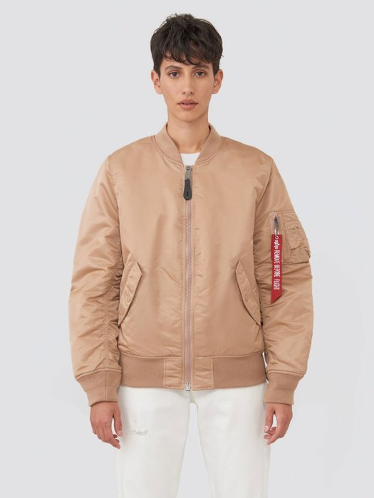 Alpha Industries MA-1 BLOOD CHIT FLIGHT JACKET 飛行外套 女款 現貨販售