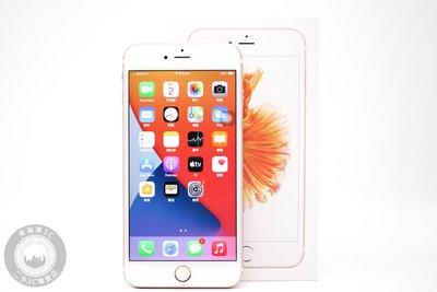 【台南橙市3C】APPLE IPHONE 6S PLUS 128G 128GB 玫瑰金 5.5吋 二手手機#56787
