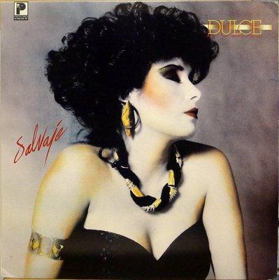 §小宋唱片§ Dulce - Salvaje/日語‧演歌‧黑膠