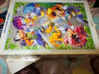 Puzzles Jigsaw Gallery D-500-326 500片 原裝砌圖 (未開封 ) 尺寸 35 x 49 cm