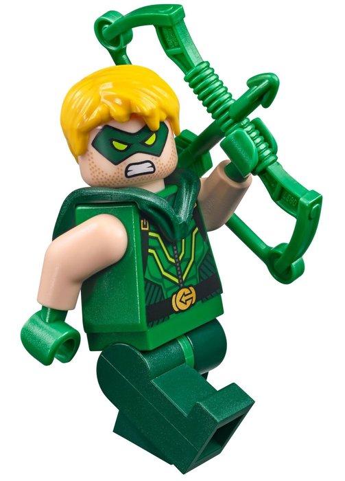 現貨【LEGO 樂高】全新正品 益智玩具 積木/ 超級英雄系列 76028 | 單一人偶: 綠箭俠+弓箭