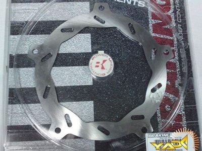 義大利 BRAKING 前面碟盤【SYM RV180 / RV150 / RV180 EURO / RS-21 專用】新品現貨 原廠交換型