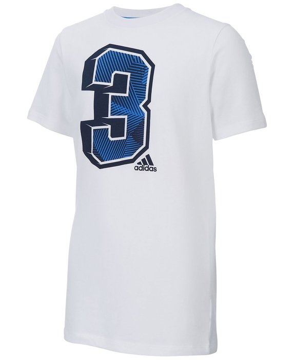 Adidas 男童短T 尺寸7歲