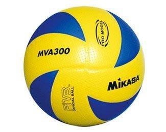 ◇ 羽球世家◇【排球】Mikasa明星MVA-300 超纖皮製比賽級排球#5 特價2230《泰國製 我最便宜》