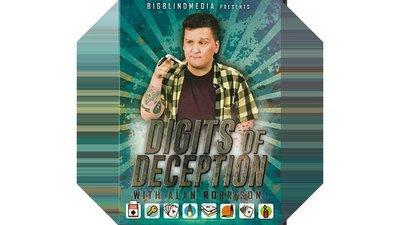 [魔術魂道具Shop]騙局~~Digits of Deception with Alan Rorrison