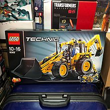 Lego 8069 Technic Loader 全新