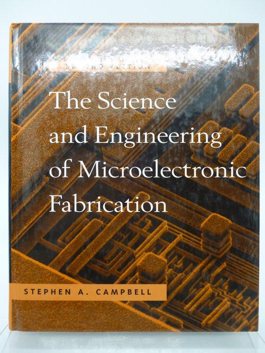 Science&Engineering of Microelectronic Fabrication 〖大學資訊〗AHA