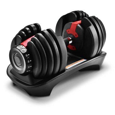 24公斤可調式啞鈴 快速調整型啞鈴 重訓器材