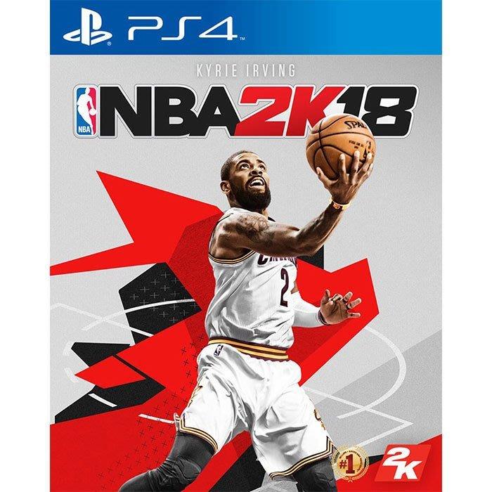 【二手遊戲】PS4 美國職業籃球賽 2018 NBA 2K18 中文版【台中恐龍電玩】