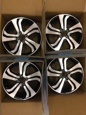 HONDA CITY 頂級款式 VTI-S 全新原廠(非落地胎圈)16吋 6J 鋁圈 FIT 可用 本田車款通用