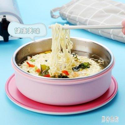 哆啦本鋪 泡麵碗帶蓋大號碗學生宿舍家用大碗湯碗便當盒 3555D655
